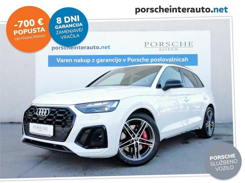 Audi Q5 quattro TDI Tiptronic - SLOVENSKO VOZILO