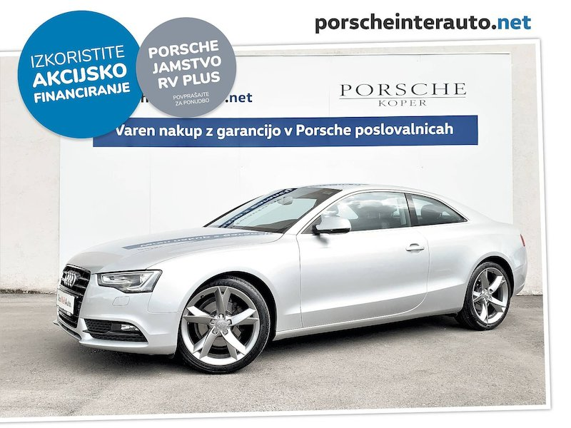 Audi A5 Coupe  2.0 TDI Business - SLOVENSKO VOZILO