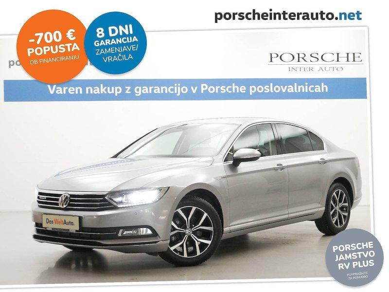 Volkswagen Passat 4motion 2.0 TDI BMT Highline DSG