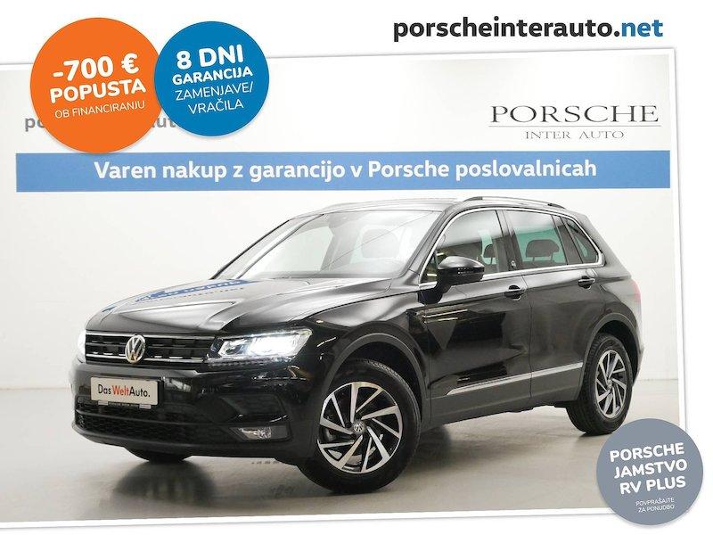 Volkswagen Tiguan 1.4 TSI ACT BMT Comfortline