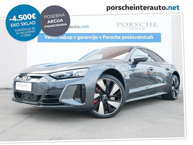 Audi e-tron GT quattro 350 kW - NOVI MODEL
