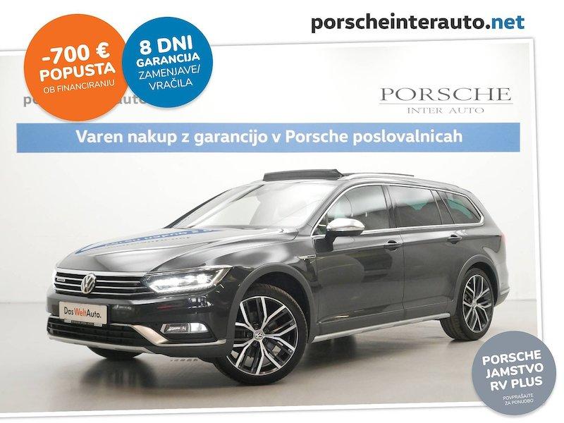 Volkswagen Passat Alltrack 4motion 2.0 TDI BMT