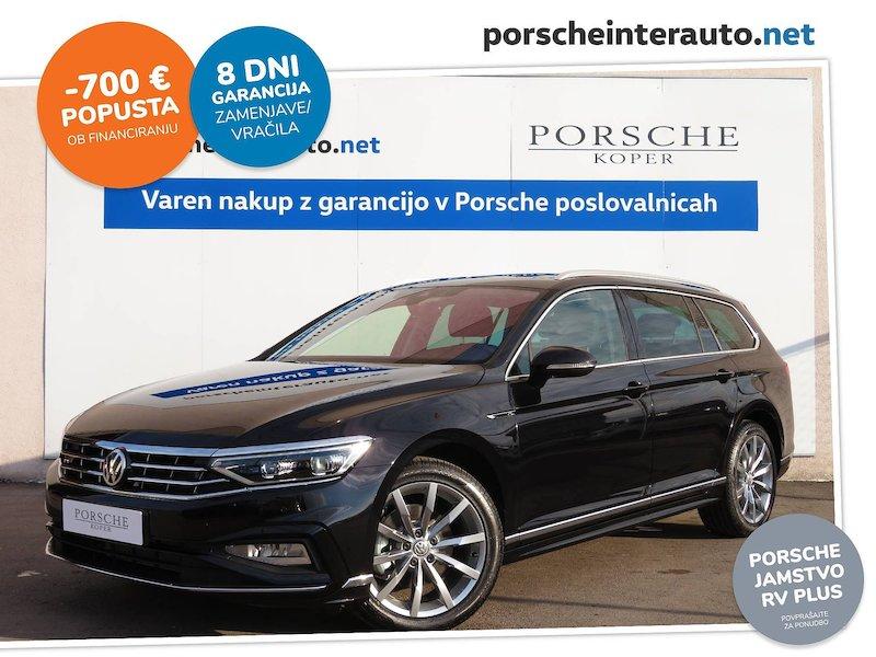 Volkswagen Passat Variant 2.0 TDI BMT SCR Elegance DSG - SLOVENSKO