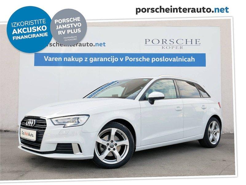 Audi A3 Sportback 1.6 TDI Sport - SLOVENSKO VOZILO