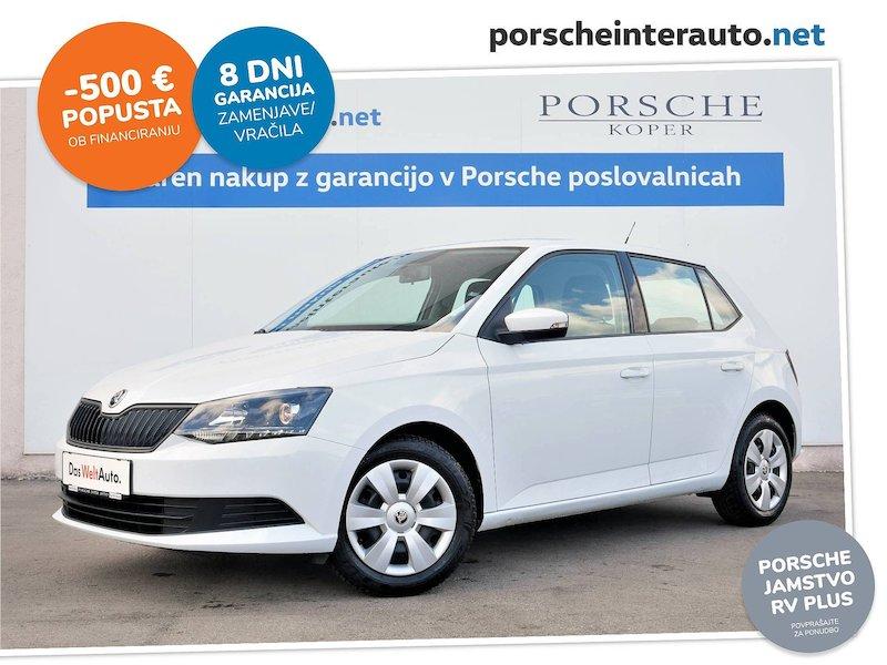 Škoda Fabia 1.0 Active