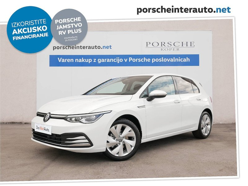 Volkswagen Golf 1.5 eTSI ACT Style DSG - SLOVENSKO VOZILO