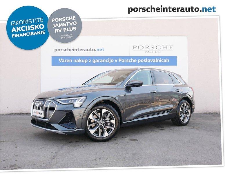 Audi e-tron 55 S line quattro - SLOVENSKO VOZILO