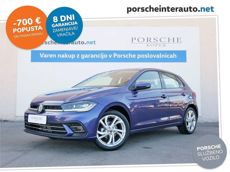 Volkswagen Polo 1.0 TSI Style - SLOVENSKO VOZILO