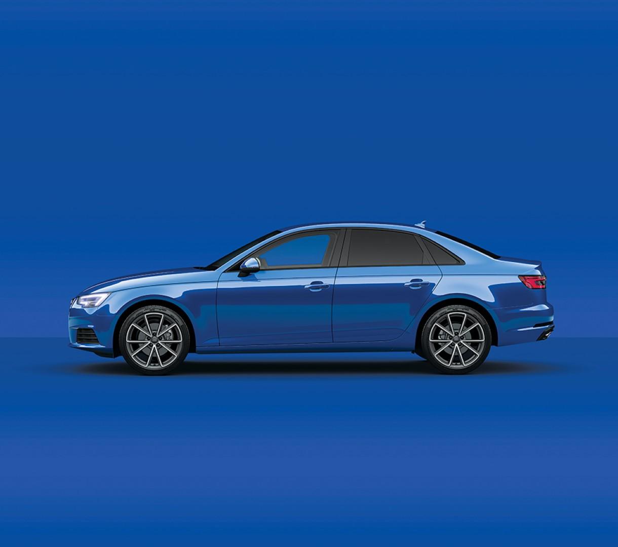 AKCIJA: Obarvajte Svoj Slog Z Novimi Modeli Audi A1, A3