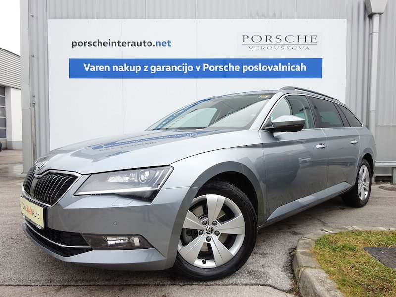 Škoda Superb Combi 2.0 TDI Ambition