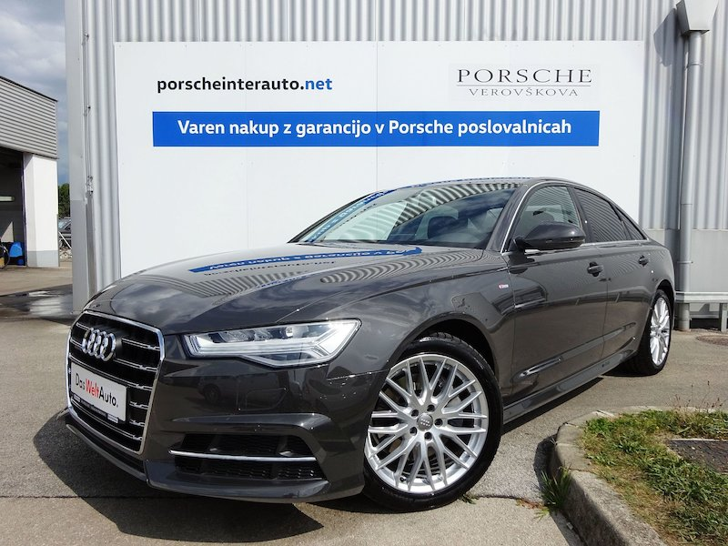Audi A6 3.0 TDI quattro Business S tronic S Line