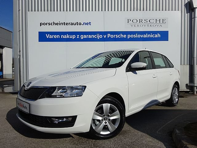 Škoda Rapid Spaceback 1.4 TDI Ambition