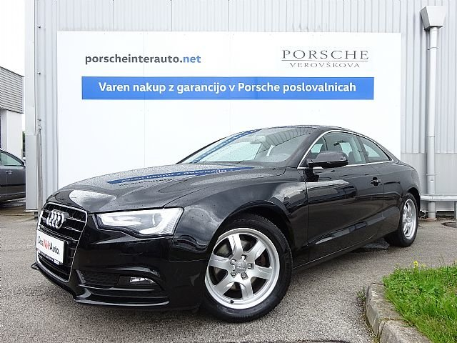 Audi A5 Coupe  quattro 2.0 TDI clean diesel Business