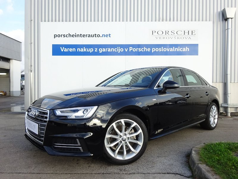 Audi A4 1.4 TFSI Limited Edition