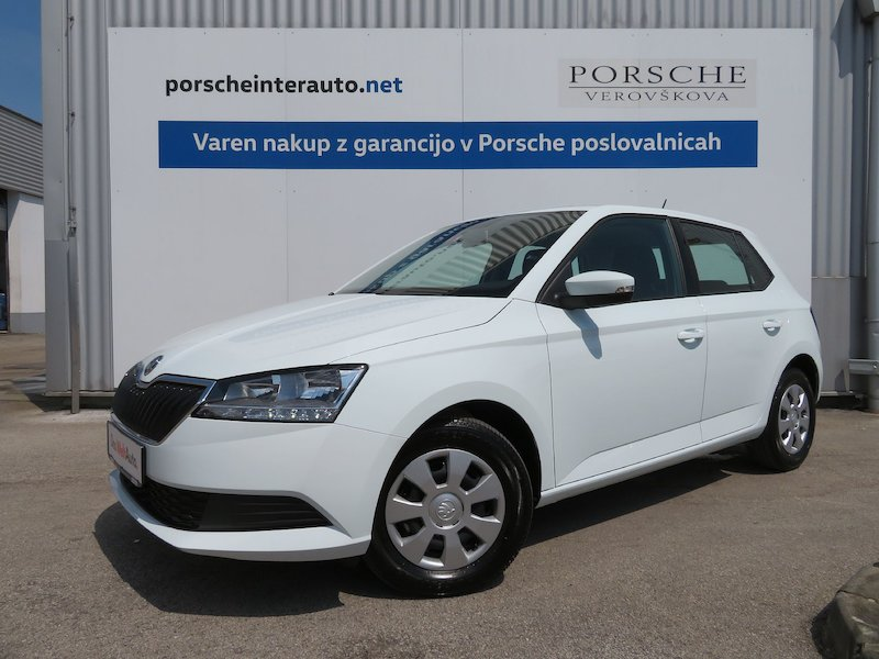 Škoda Fabia 1.0 TSI Easy