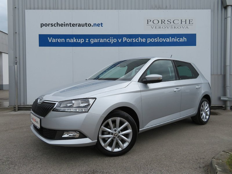 Škoda Fabia 1.0 TSI Ambition