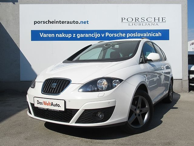 Seat Altea XL 1.6 TDI CR iTECH Ecomotive