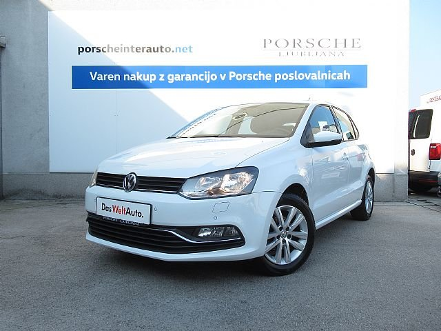 Volkswagen Polo 1.2 TSI BMT Comfort Edition
