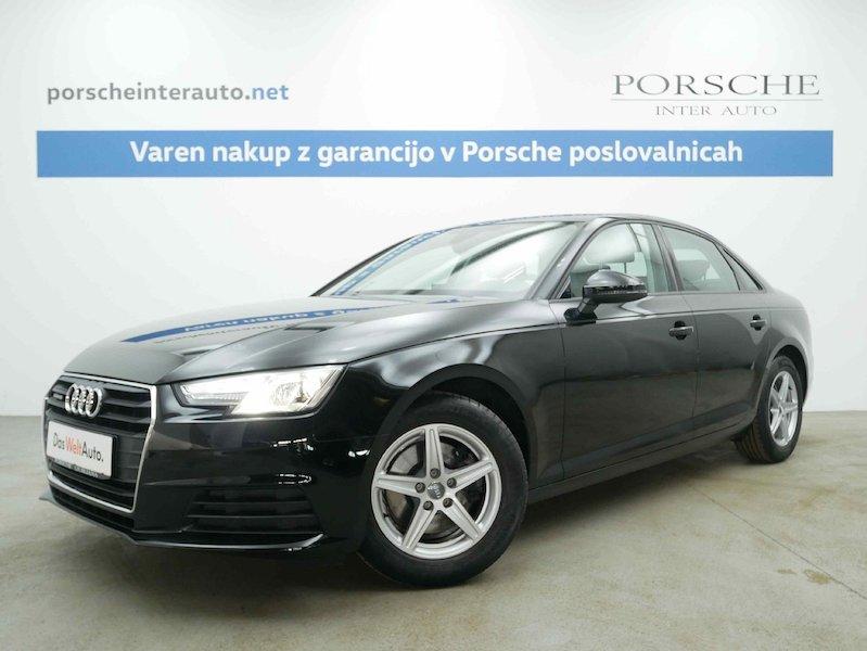 Audi A4 quattro 2.0 TDI