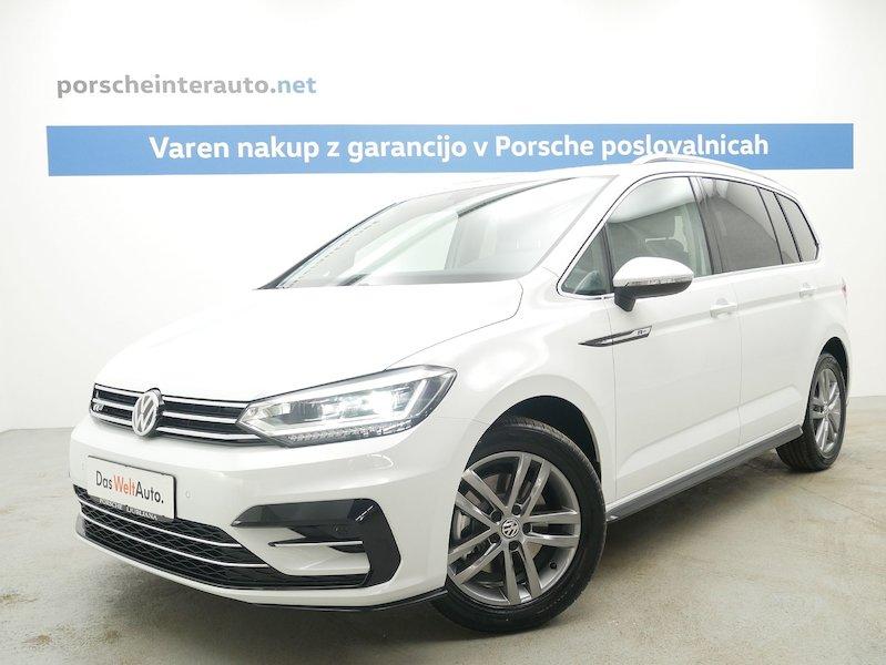 Volkswagen Touran 1.6 TDI BMT R-Line Edition