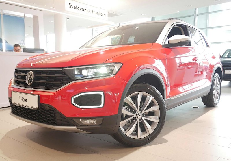 Volkswagen T-Roc 1.0 TSI BMT Style ULTIMA