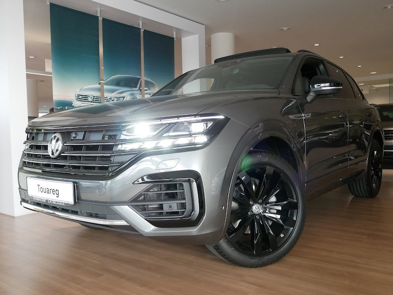 Volkswagen Touareg 4motion V6 TDI BMT R-Line