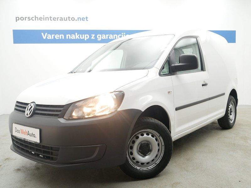 Volkswagen Caddy furgon 1.6 TDI