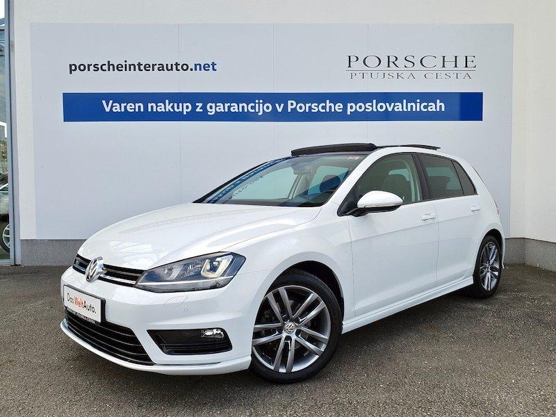 Volkswagen Golf 1.6 TDI BMT 40 let R-Line