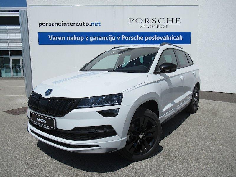 Škoda Karoq 2.0 TDI Sportline