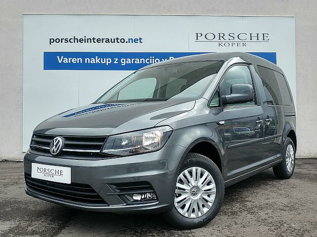 Volkswagen Caddy 4 Business 2.0 TDI Trendline KRPAN
