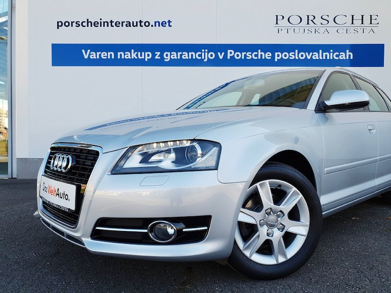 Audi A3 Sportback 1.2 TFSI Attraction5