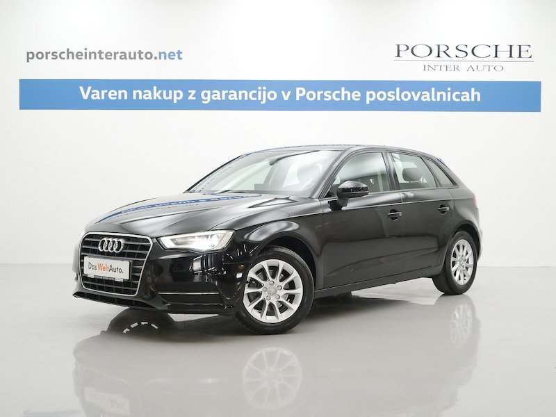 Audi A3 Sportback 2.0 TDI clean diesel Attraction