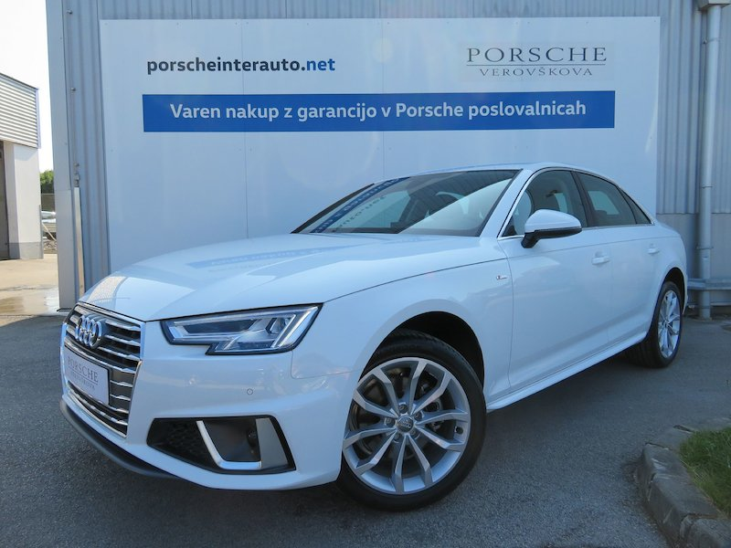 Audi A4 35 TDI S Line Limited Edition S tronic1