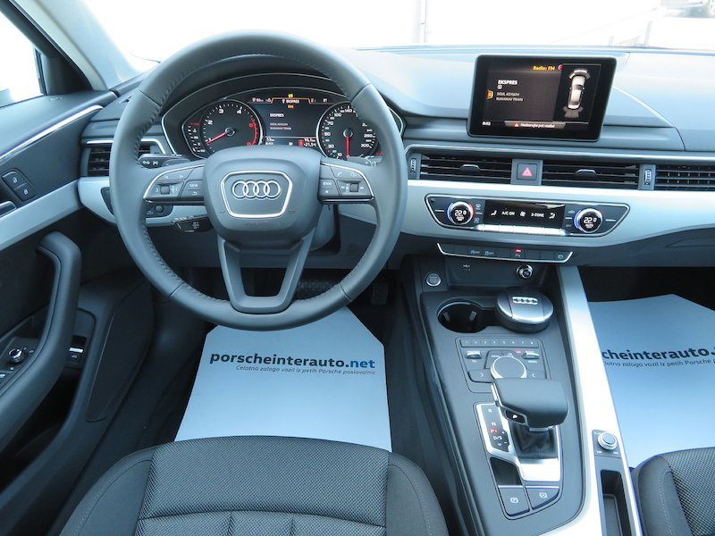 Audi A4 35 TDI S Line Limited Edition S tronic12