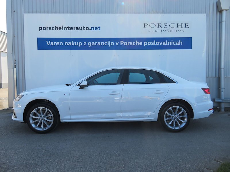 Audi A4 35 TDI S Line Limited Edition S tronic3