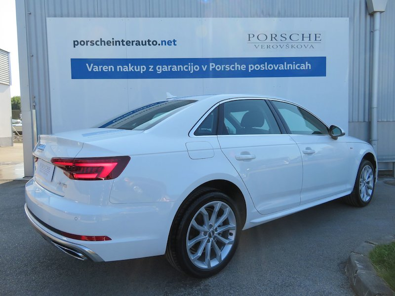 Audi A4 35 TDI S Line Limited Edition S tronic4