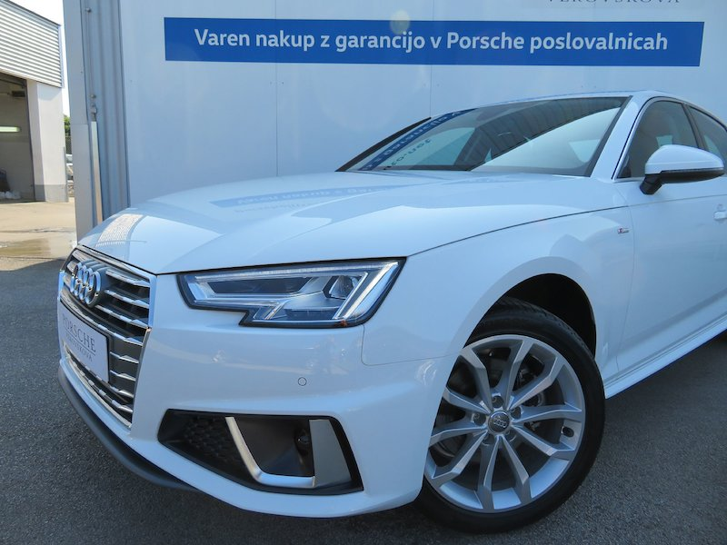 Audi A4 35 TDI S Line Limited Edition S tronic5