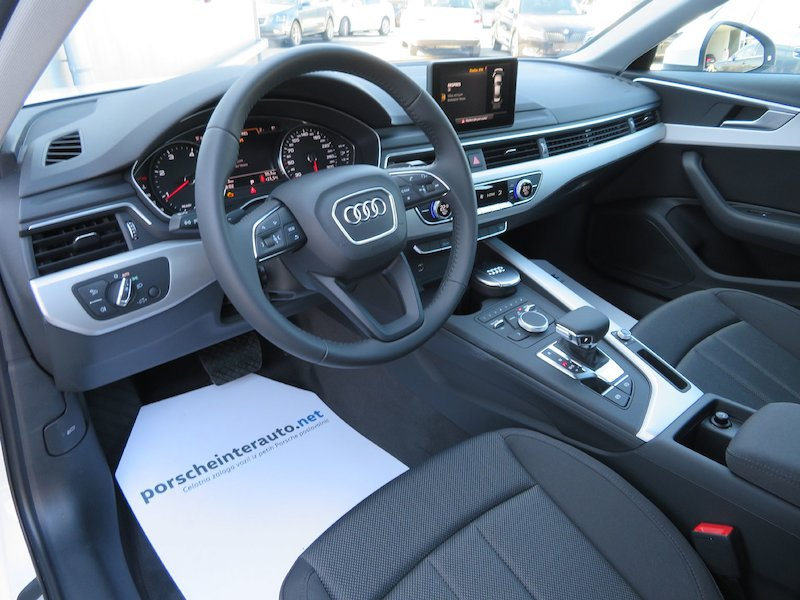 Audi A4 35 TDI S Line Limited Edition S tronic9