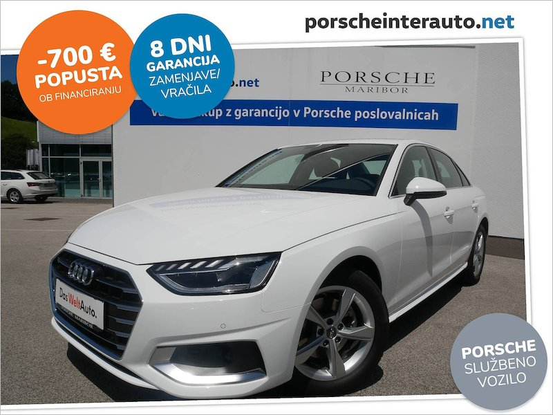 Audi A4 35 TFSI Advanced S tronic1