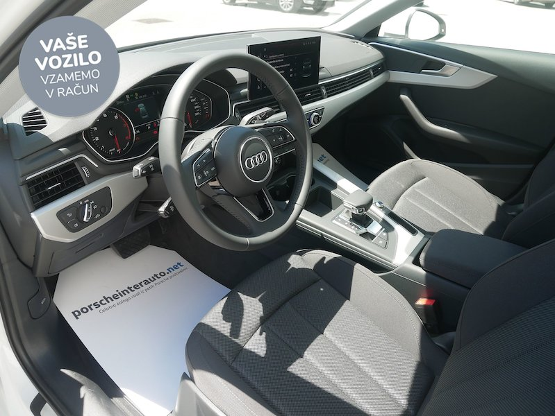 Audi A4 35 TFSI Advanced S tronic11