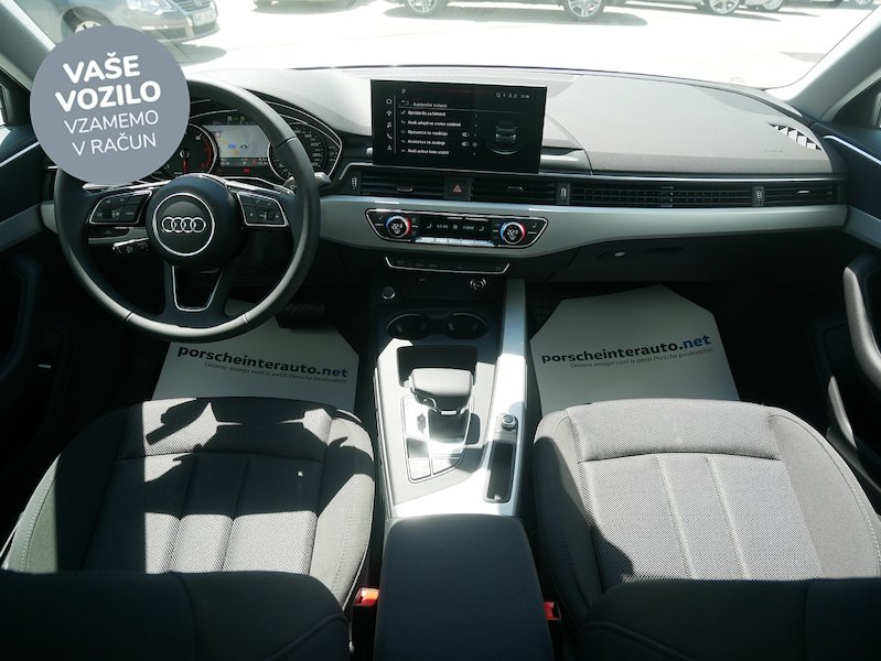 Audi A4 35 TFSI Advanced S tronic13