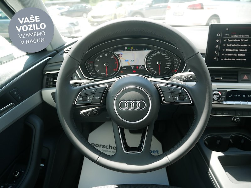 Audi A4 35 TFSI Advanced S tronic14