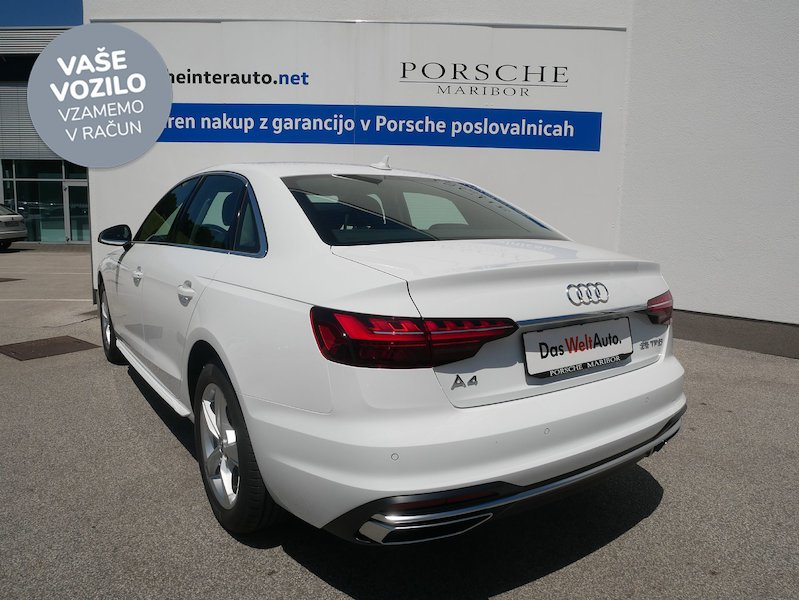 Audi A4 35 TFSI Advanced S tronic5