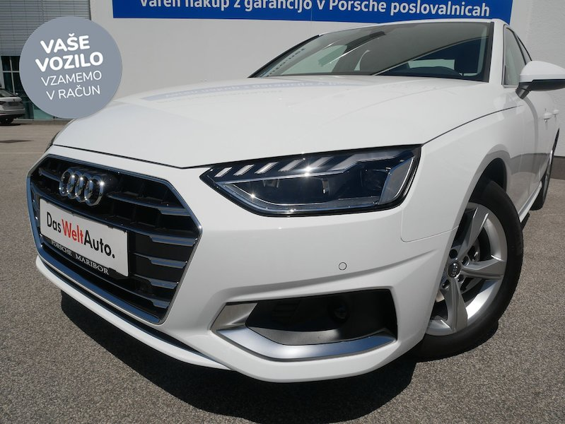 Audi A4 35 TFSI Advanced S tronic6