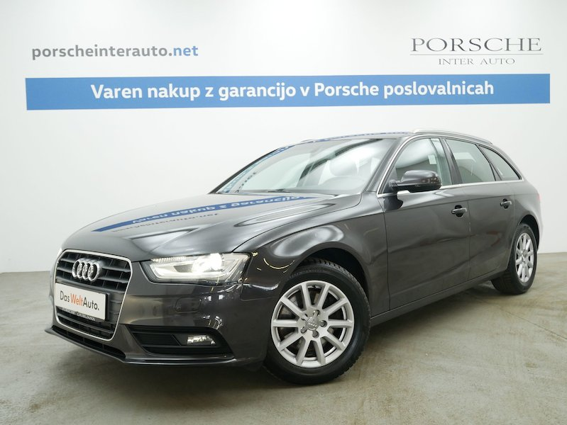 Audi A4 Avant 2.0 TDI Business Multitronic