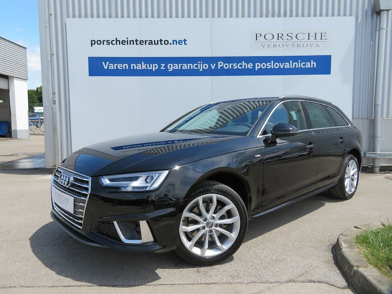 Audi A4 Avant 35 TDI S Line Limited Edition S tronic1