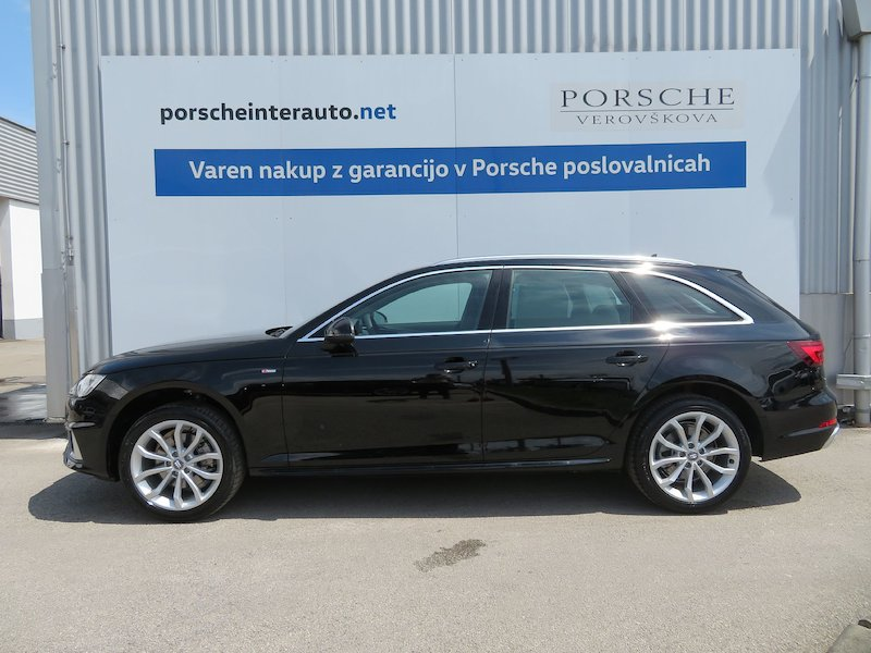 Audi A4 Avant 35 TDI S Line Limited Edition S tronic3
