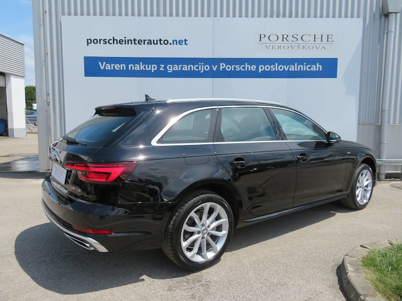 Audi A4 Avant 35 TDI S Line Limited Edition S tronic4