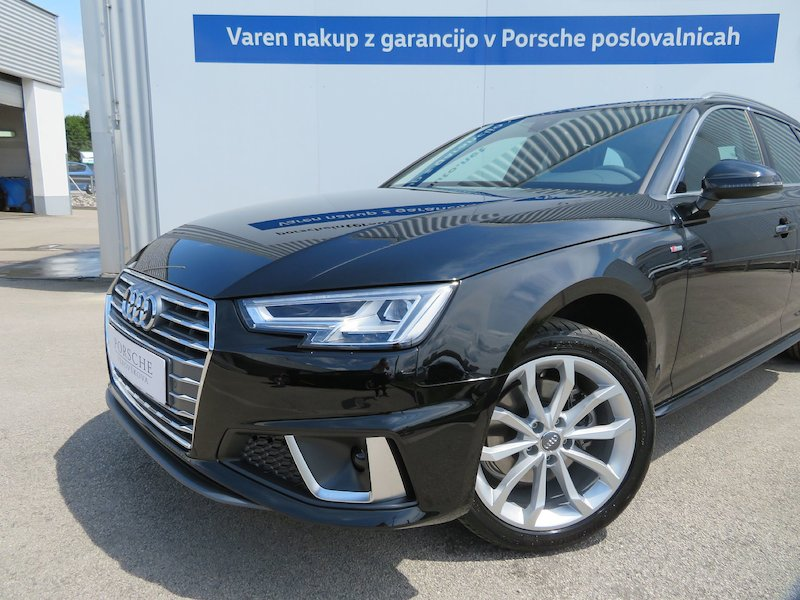 Audi A4 Avant 35 TDI S Line Limited Edition S tronic5