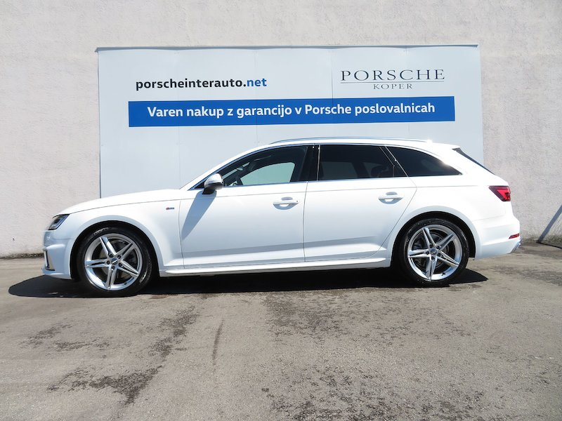 Audi A4 Avant 35 TDI Sport S tronic S Line Limited Edition3